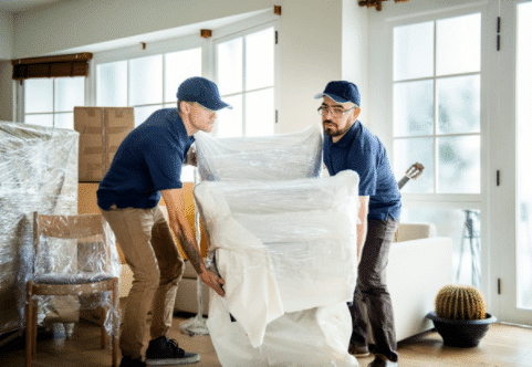 Affordable BC movers