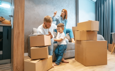 Tips for Moving With Children in 2021 by Salmons Transfer